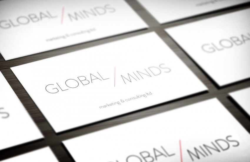 global minds business cards