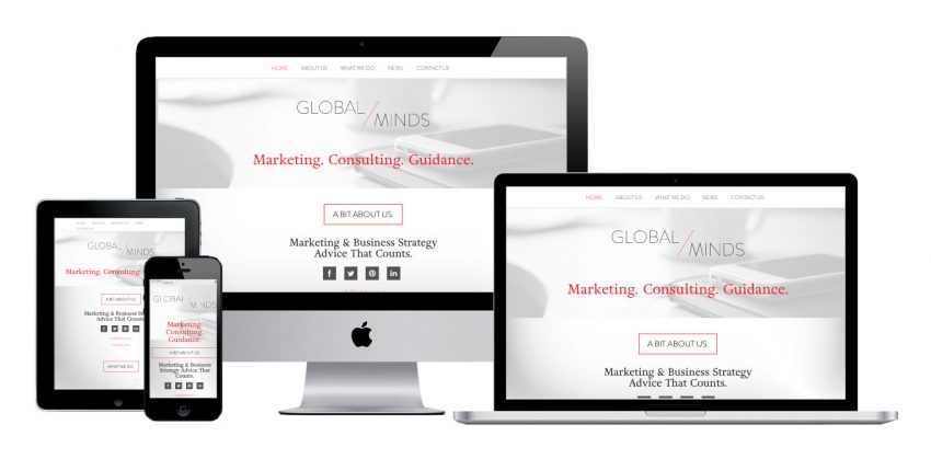 Global Minds Marketing Consulting Guidance