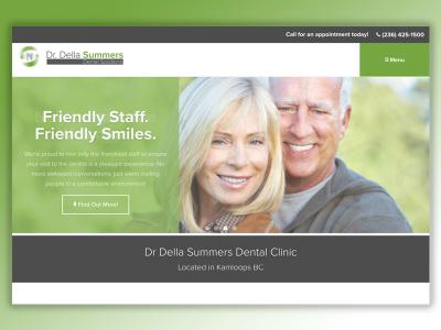 Dr Della Summers