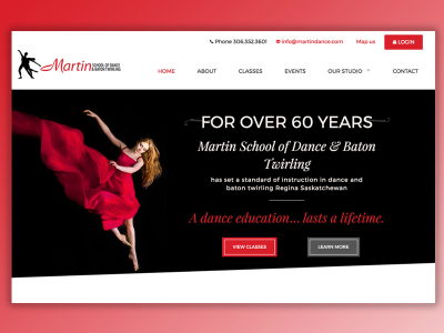 Martin School of Dance