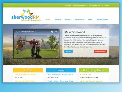 RM of Sherwood