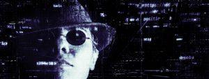 Hacker Attacking A Website