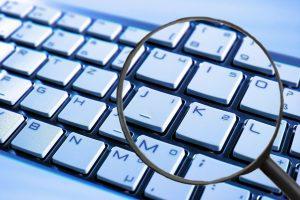 Keyboard and Spyglass